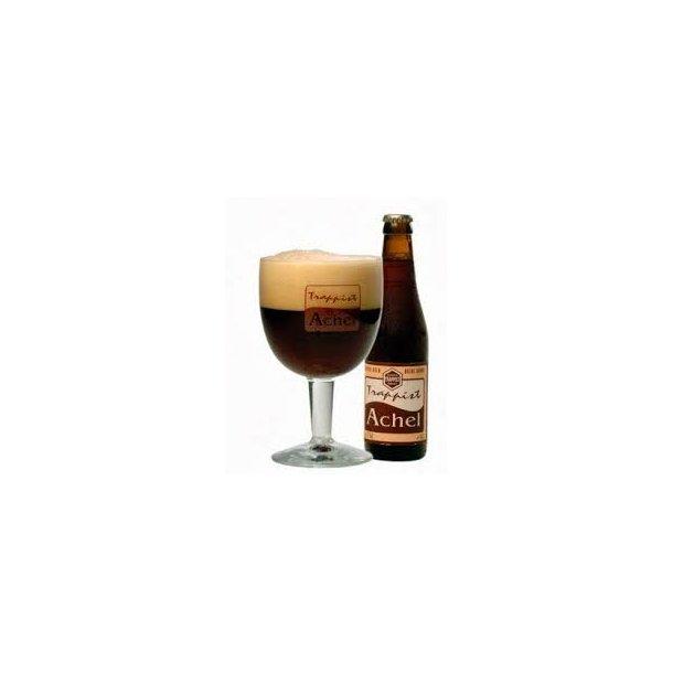 Achel 8° Bruin, Brouwerij der Sint-Benedictusabdij de Achelse Kluis, 33cl, 8,0%