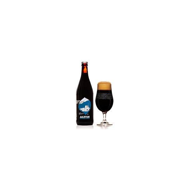 Alvin,  Basqueland Brewing, 65 cl., 10,50%