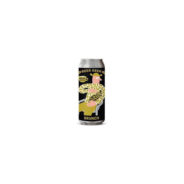 Beer Geek Brunch, Mikkeller Brewing San Diego, 35,5 cl.(can), 10,4%