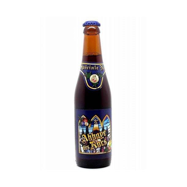Abbaye Des Rocs Noel, Brasserie de l'Abbaye des Rocs , Belgien, 33 cl., 10,0%,
