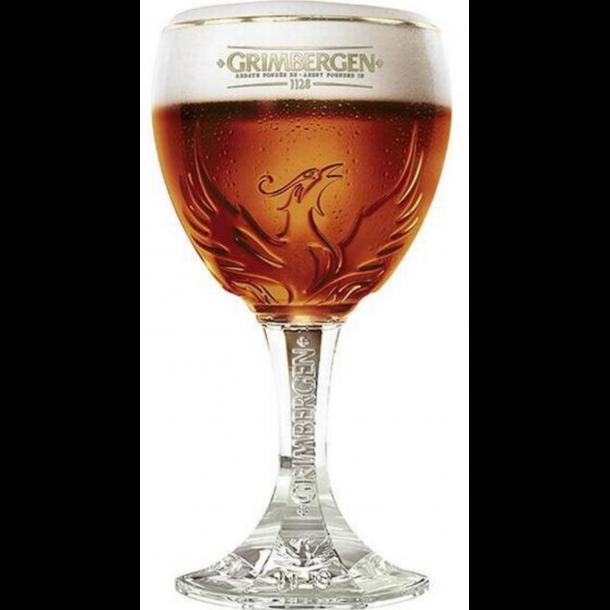 6 stk. Grimbergen glas 33cl.