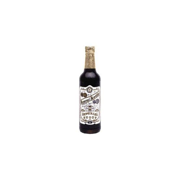 Imperial Stout, Samuel Smith, Imperial Stout, England, 33 cl.,(Flaske) 7,0%