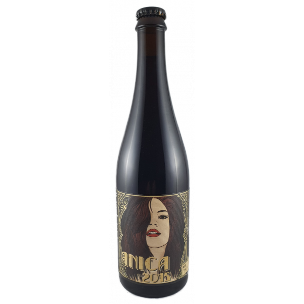 ANICA 2015 • Cuvée of old ales and a sour ale, Penyllan, Danmark, 75 cl.,(flaske) 8,5%