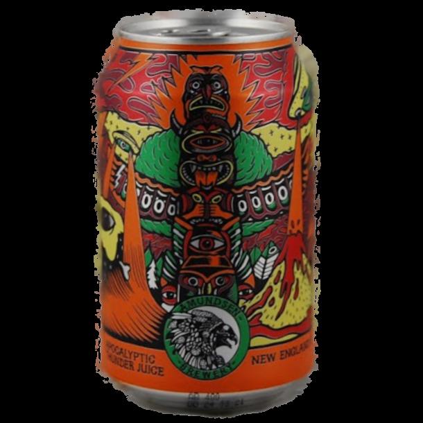 Amundsen apocalyptic Thunder Juice., New England IPA, Norge, 33 cl.,(Dåse) 6,5%