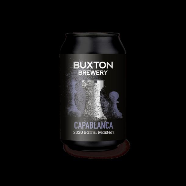 Capablanca, Buxton Brewery, Barrel Aged Porter, England, 33 cl., 11,0%