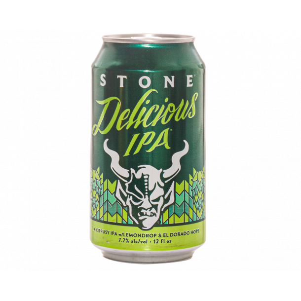 Delicious IPA, Stone Brewing Co., USA, 35 cl.(dåse), 7,7%