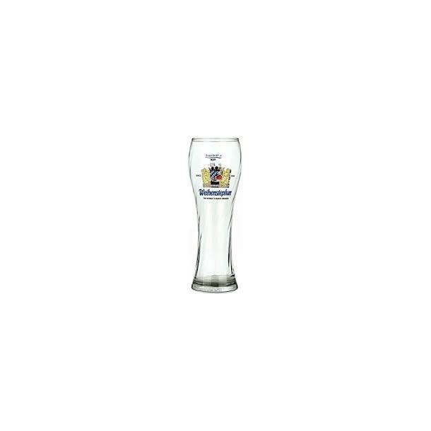 6 stk. Weihenstephaner glas 50cl.